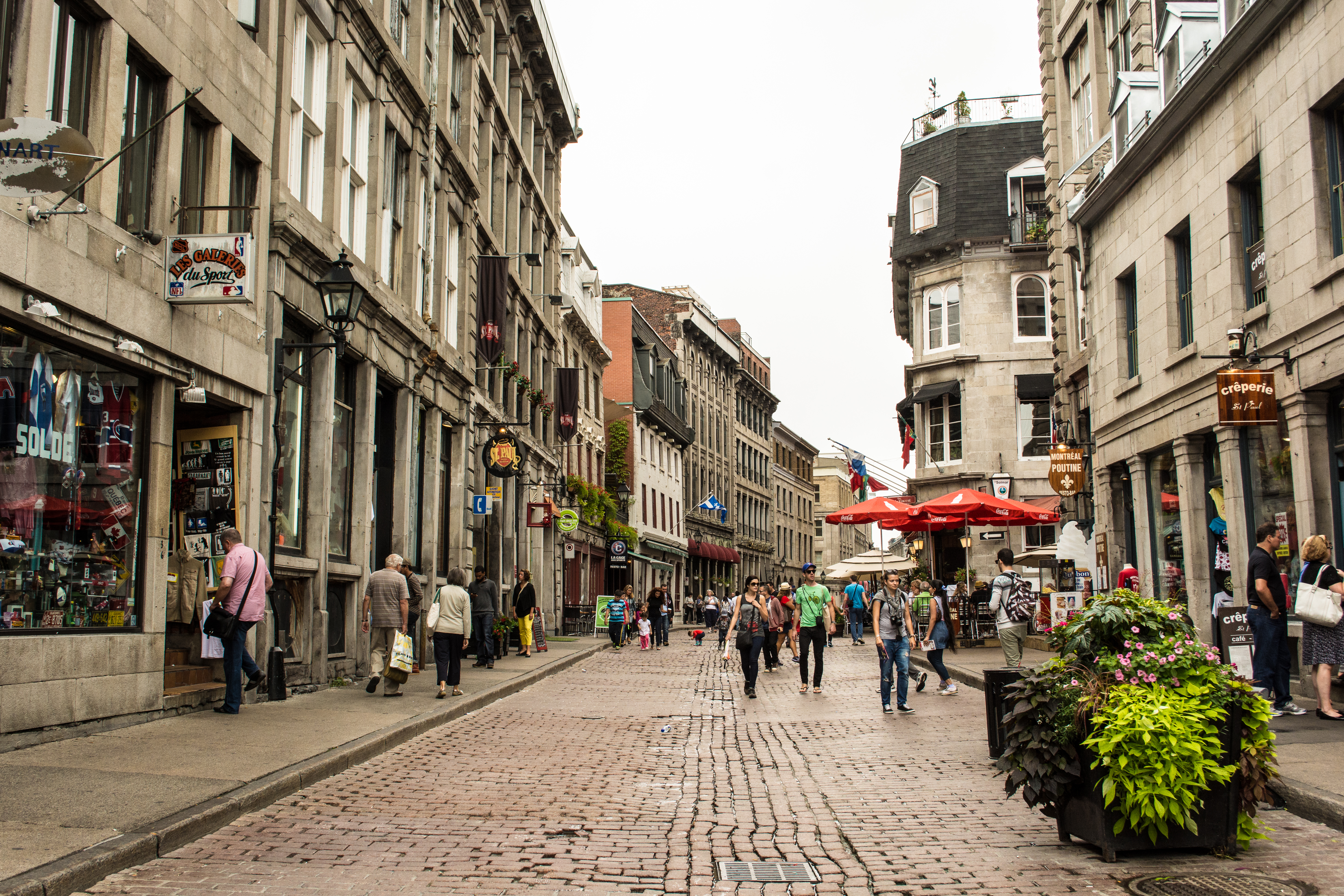 Montreal - Old city